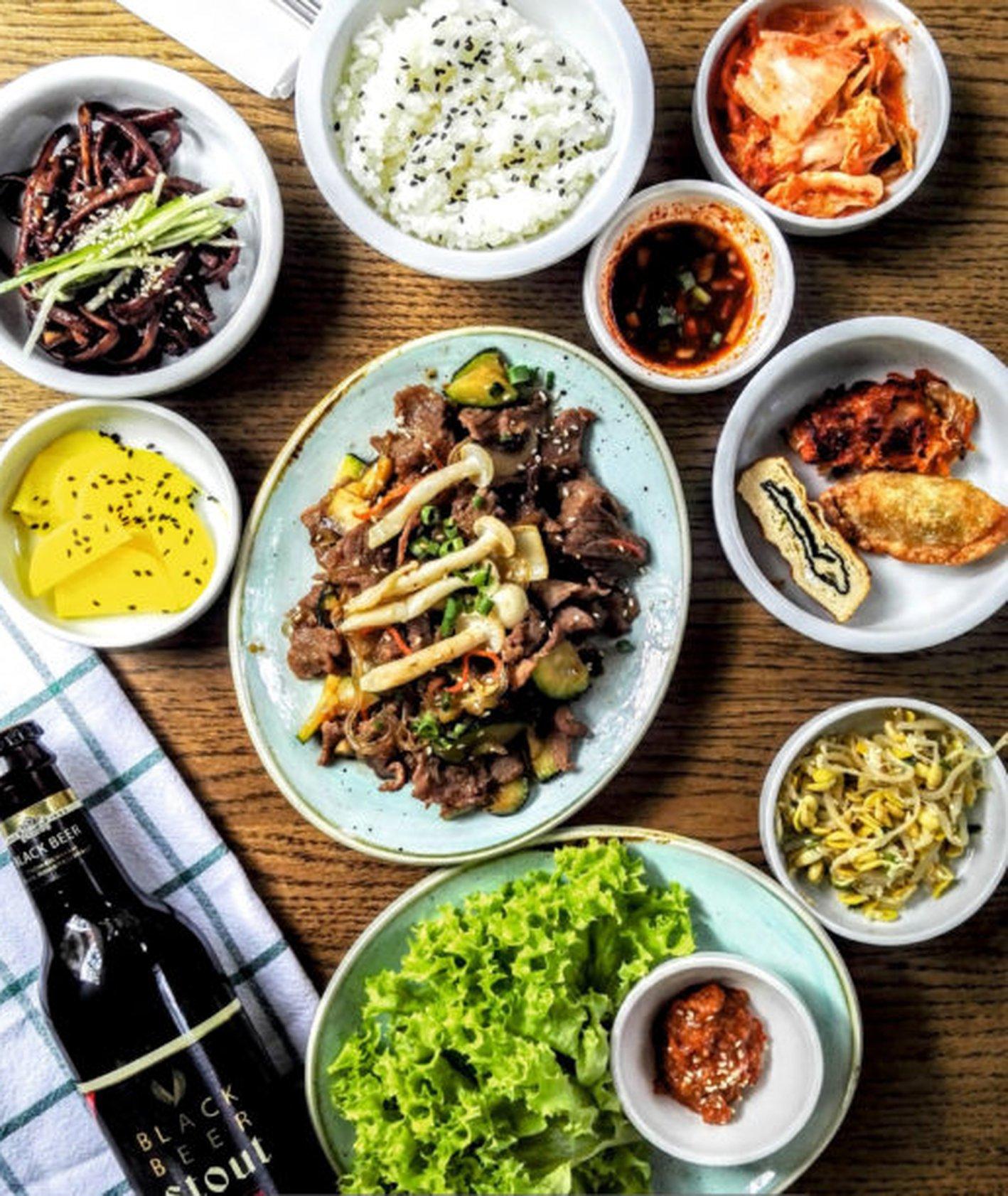 Najlepsze Restauracje Koreańskie W Warszawie