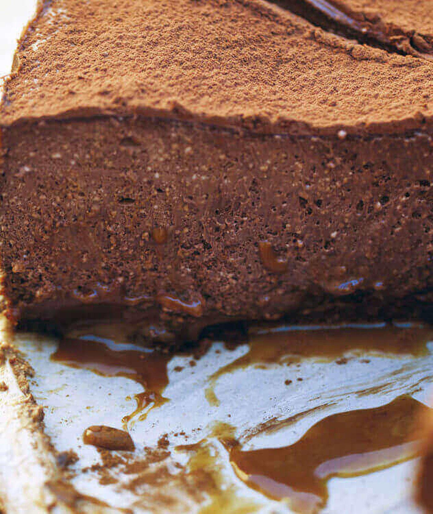 rozpustny sernik czekoladowy, sernik czekoladowy, ciasto czekoladowe, klasyczny sernik, sernik nowojorski, sernik z czekoladą, ciasto dla dzieci, prosty deser, deser czekoladowy