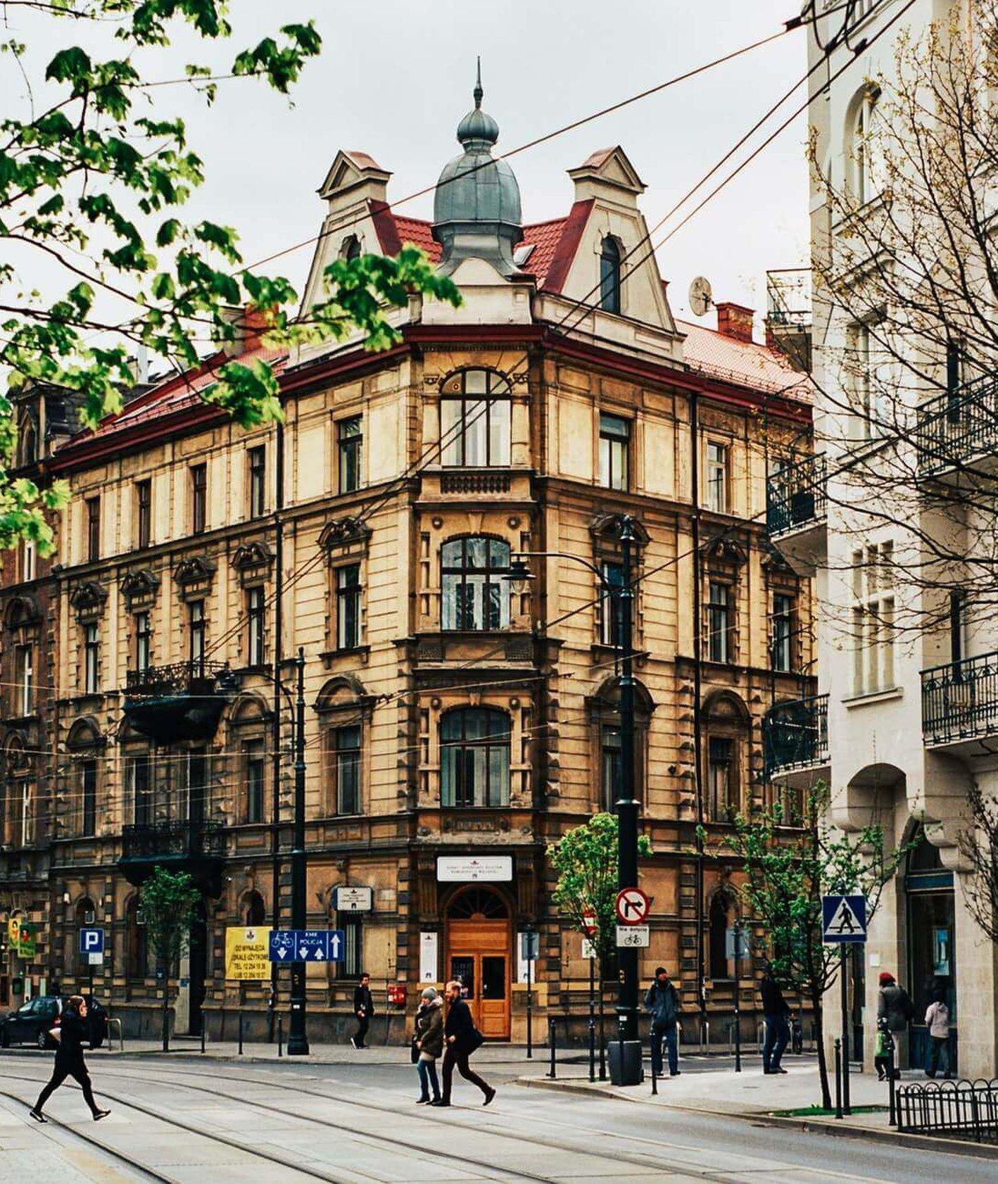przewodnik po Krakowie, ulice Krakowa, ciekawe miejsca w Krakowie, najlepsze desery w Krakowie