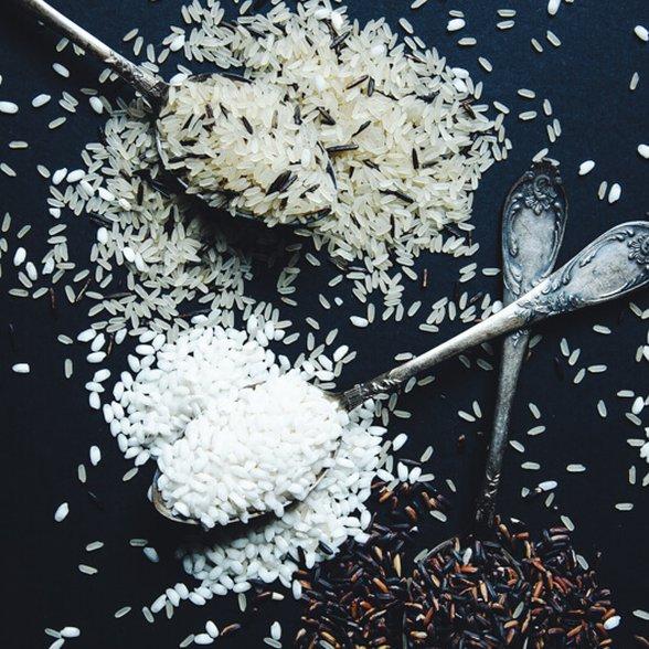 rodzaje ryżu, ryż, jaki wybrać ryż, jaki ryż, ryż do risotto, ryż jaśminowy