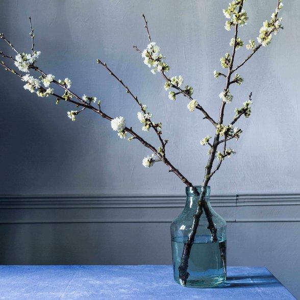 hodowanie kwiatów, kwiaty z gałązek, wiosna, wiosenne dekoracje, kwitnące gałązki