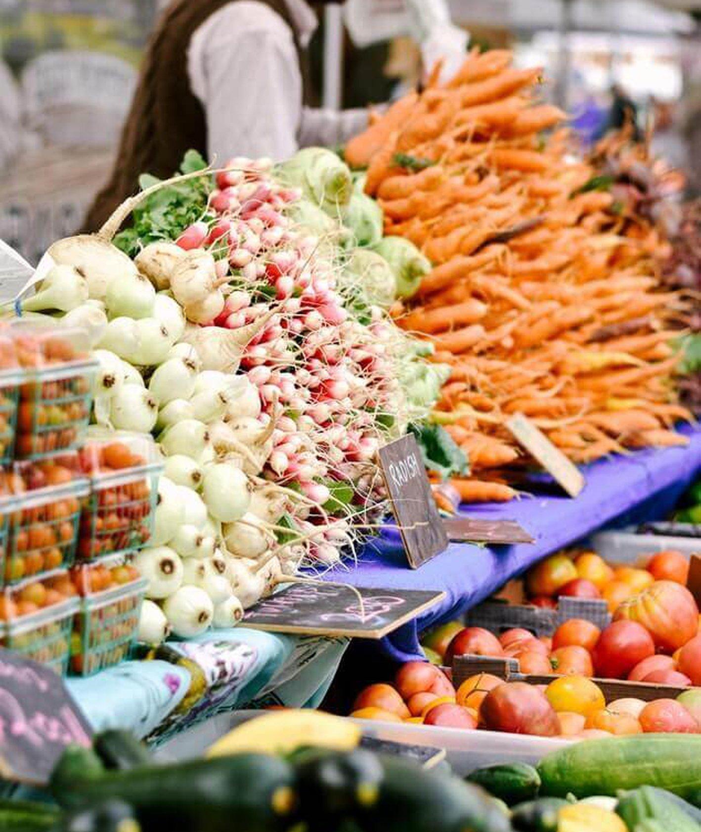 nowalijki, wiosenny detox, zdrowe jedzenie