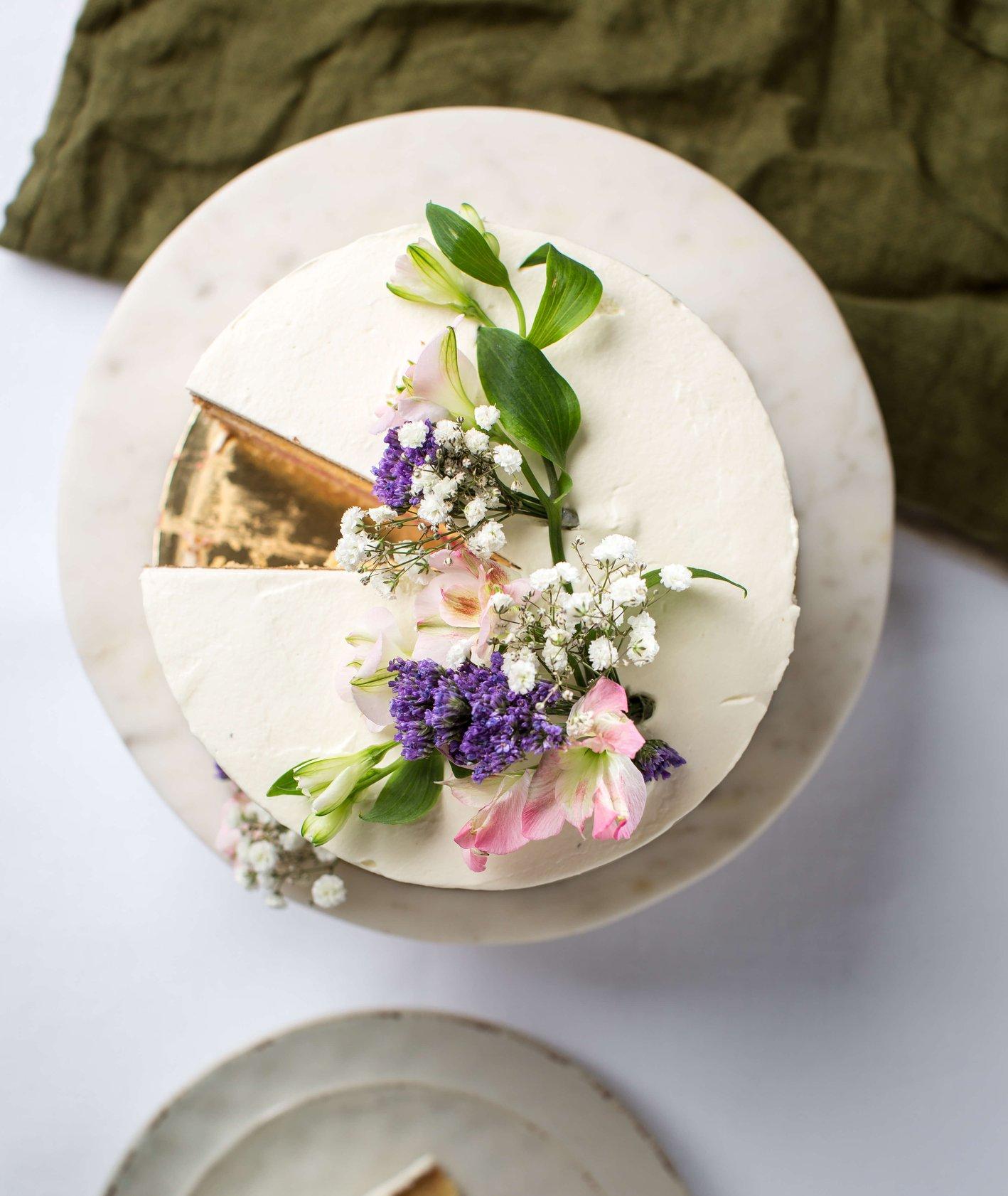 Tort limonkowy, Tort, jak zrobić tort, Święta Wielkanocne, świąteczne wypieki