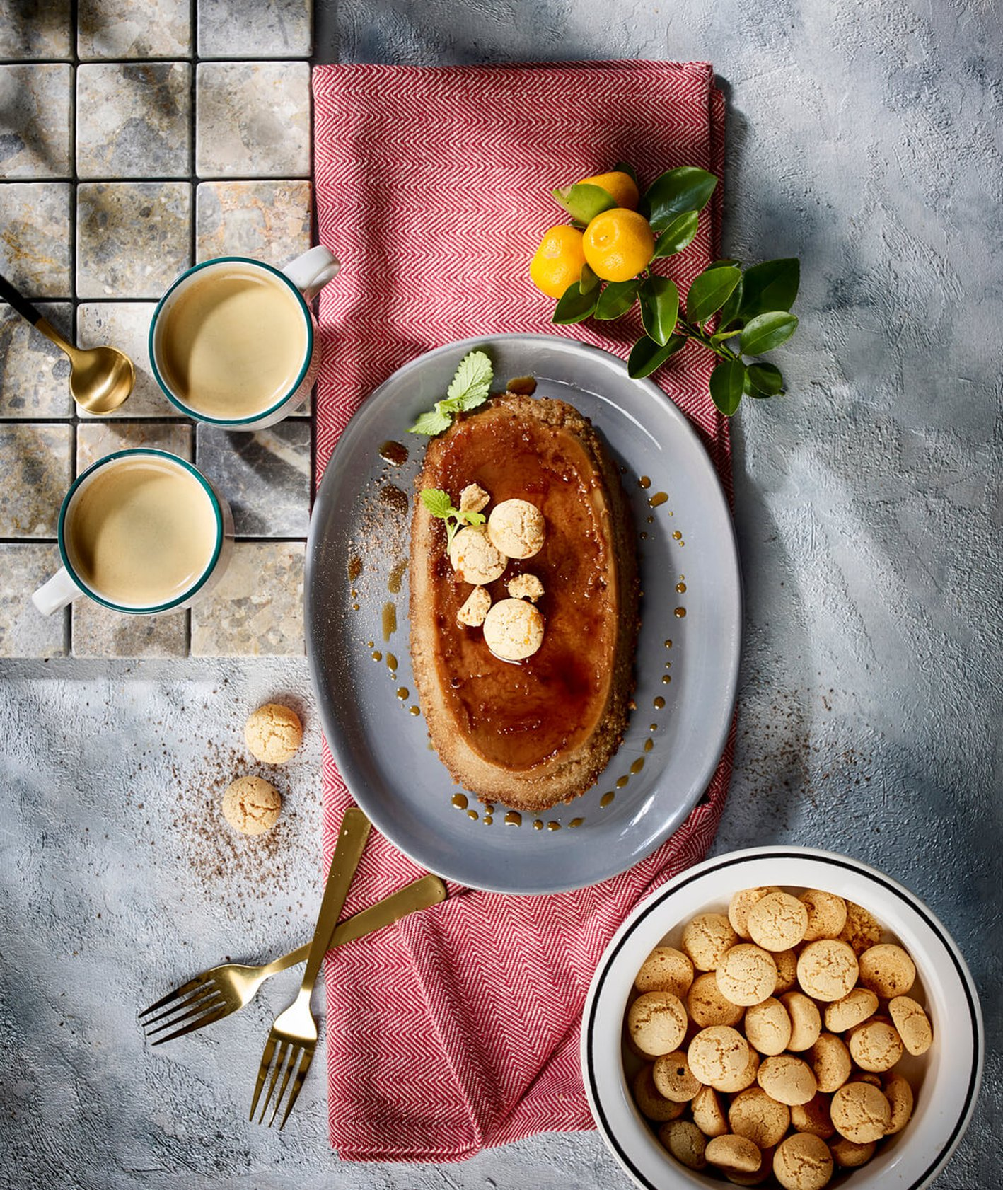 Bunet – deser kuchni piemonckiej