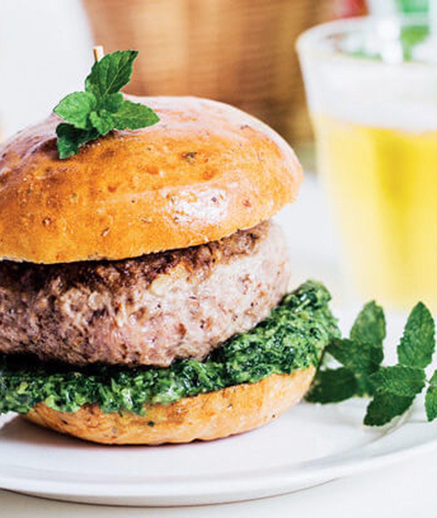 burgery w wersji bałkańskiej