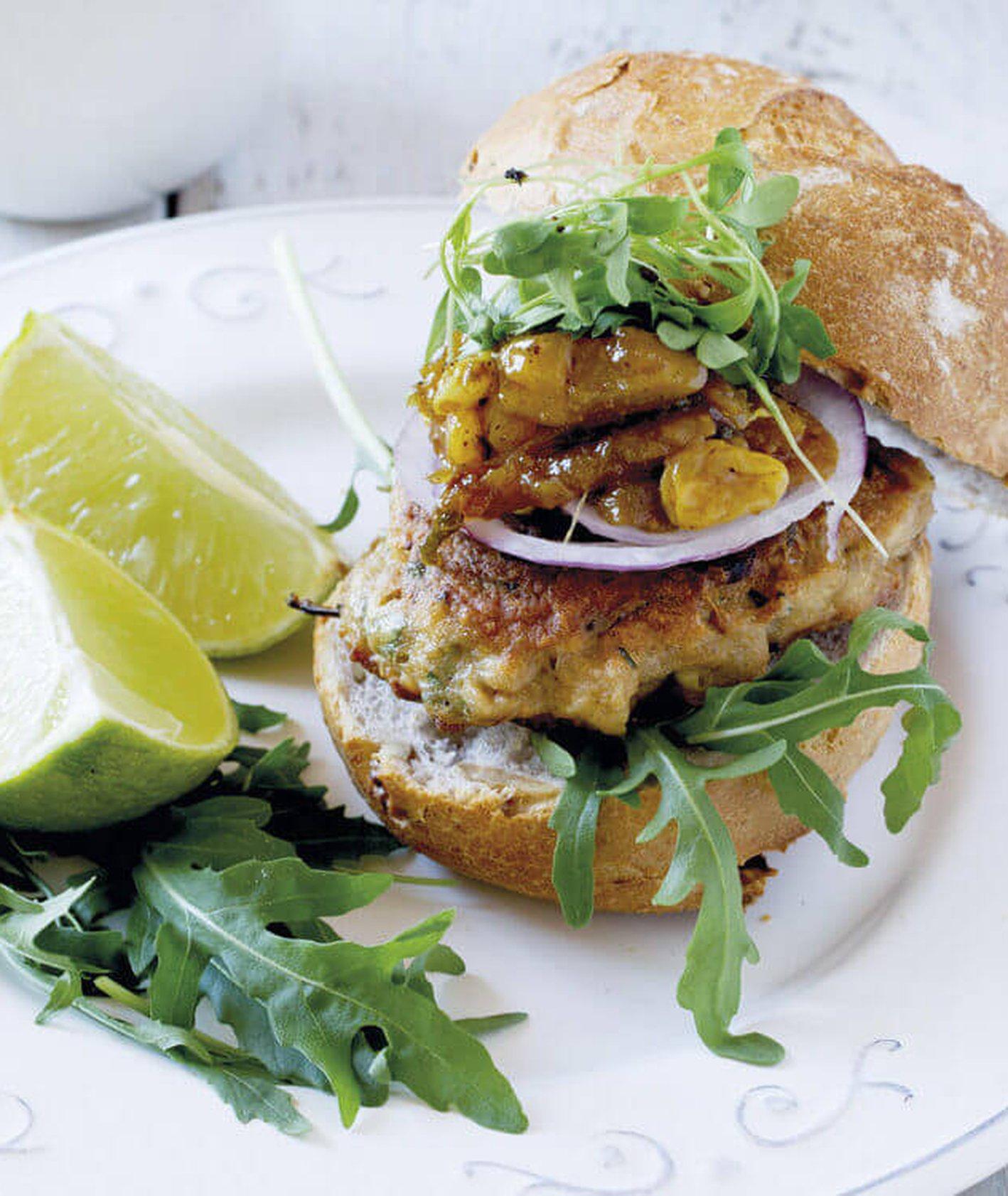 jarskie burgery z tuńczyka