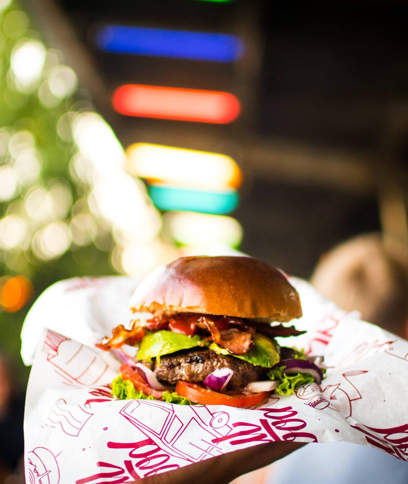 Burger Soul Food