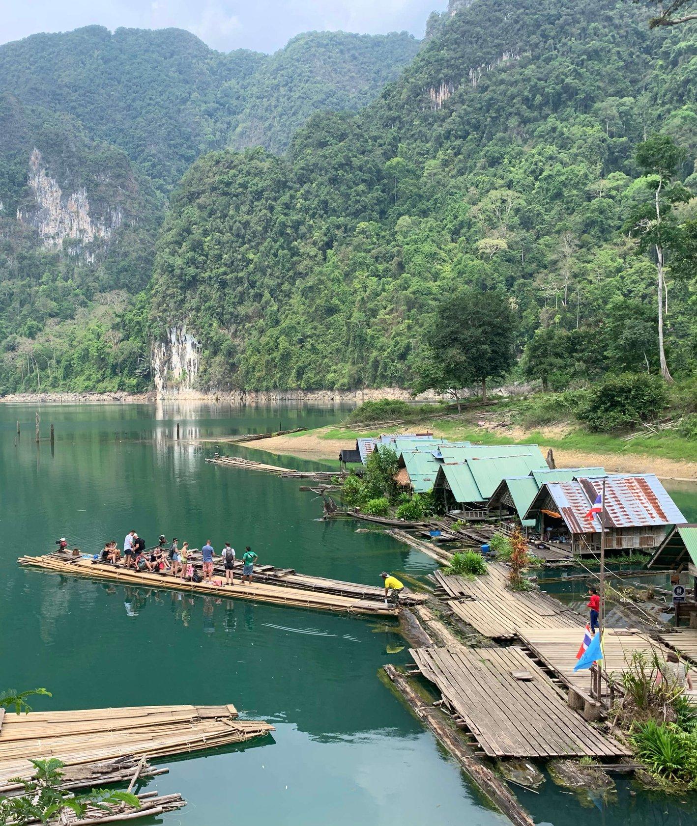 Tajlandia – panorama Kao Sok