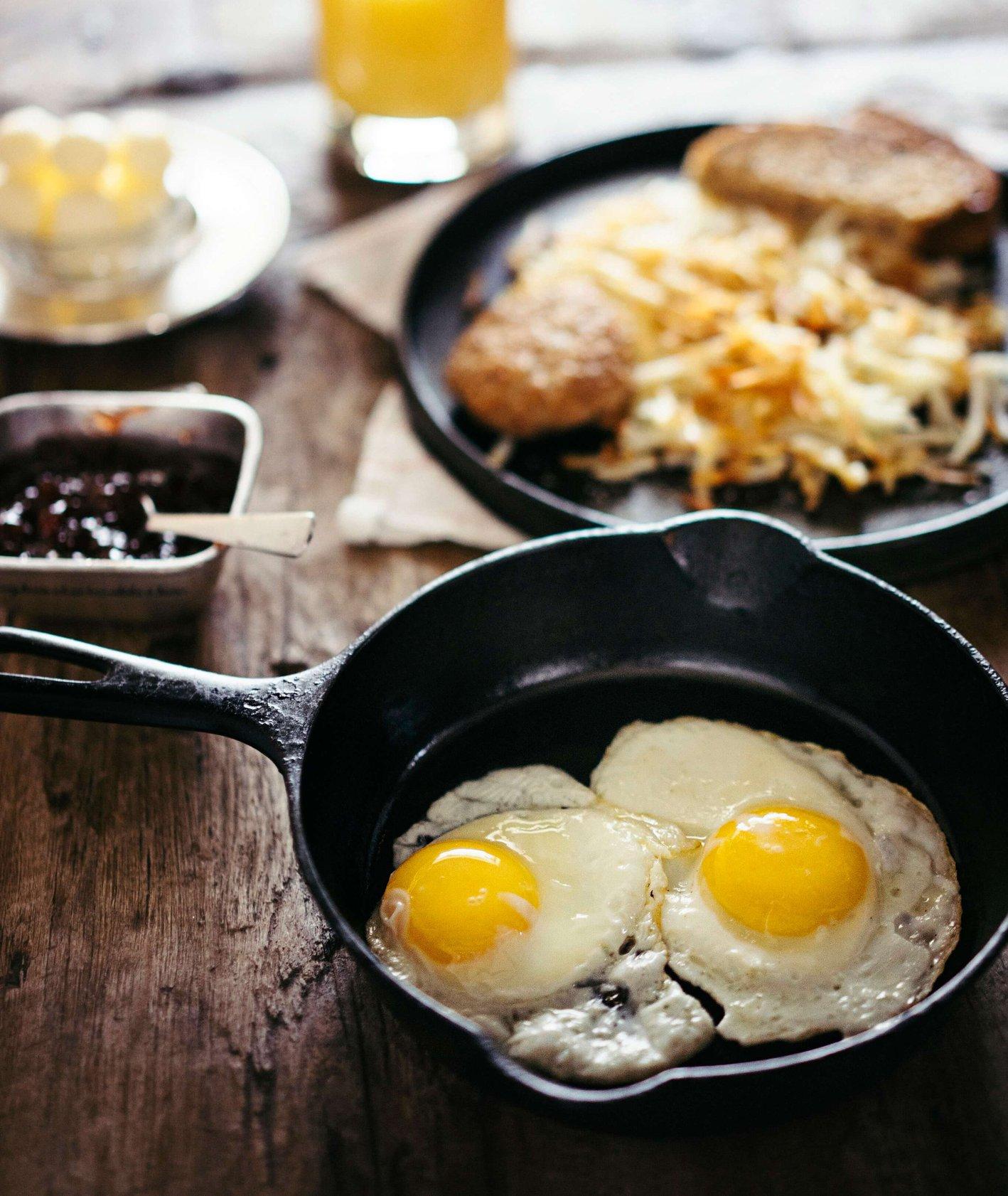Jaki tłuszcz najlepiej nadaje się do smażenia?