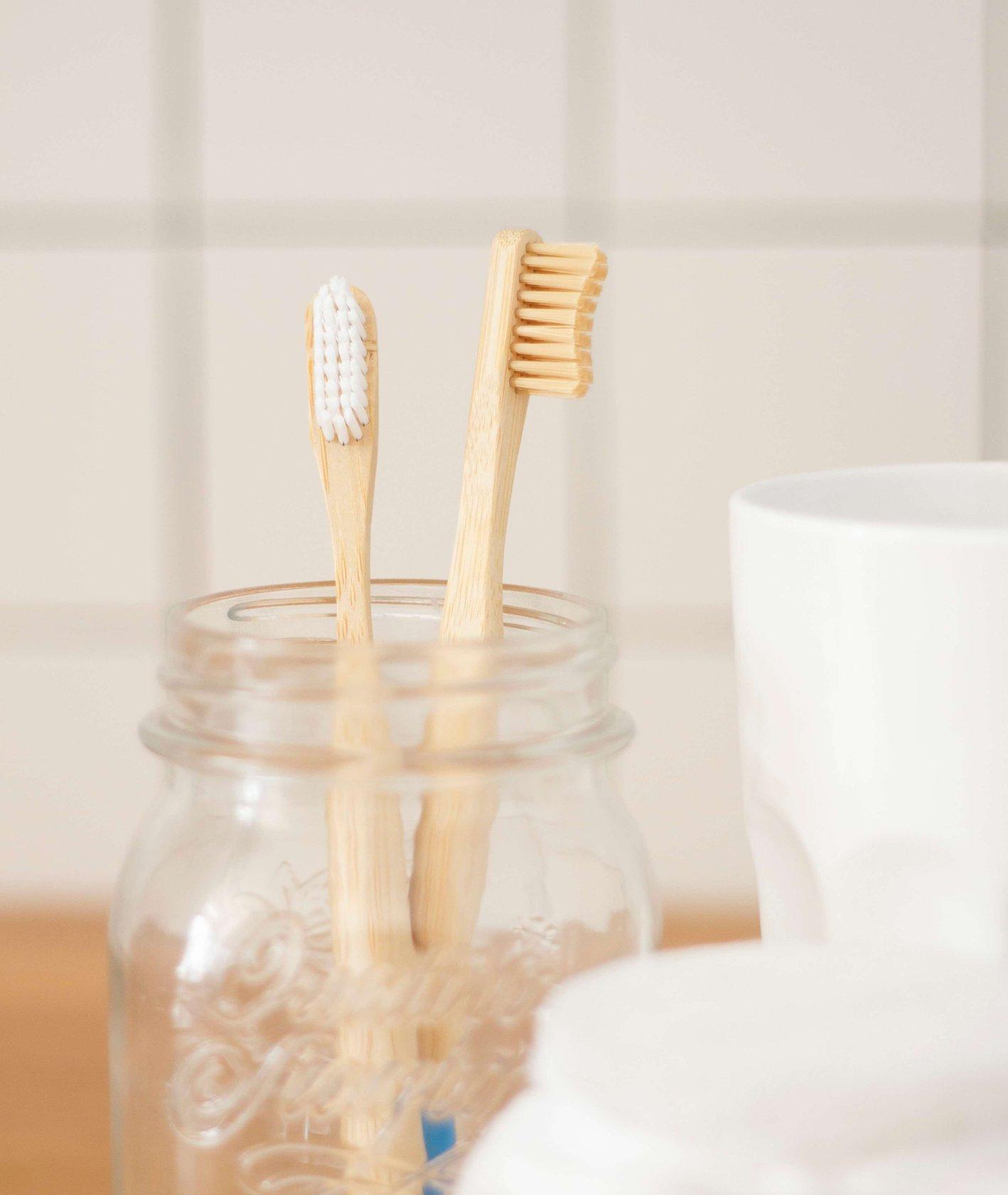 Ekologiczna szczoteczka do zębów (fot. Superkitina)