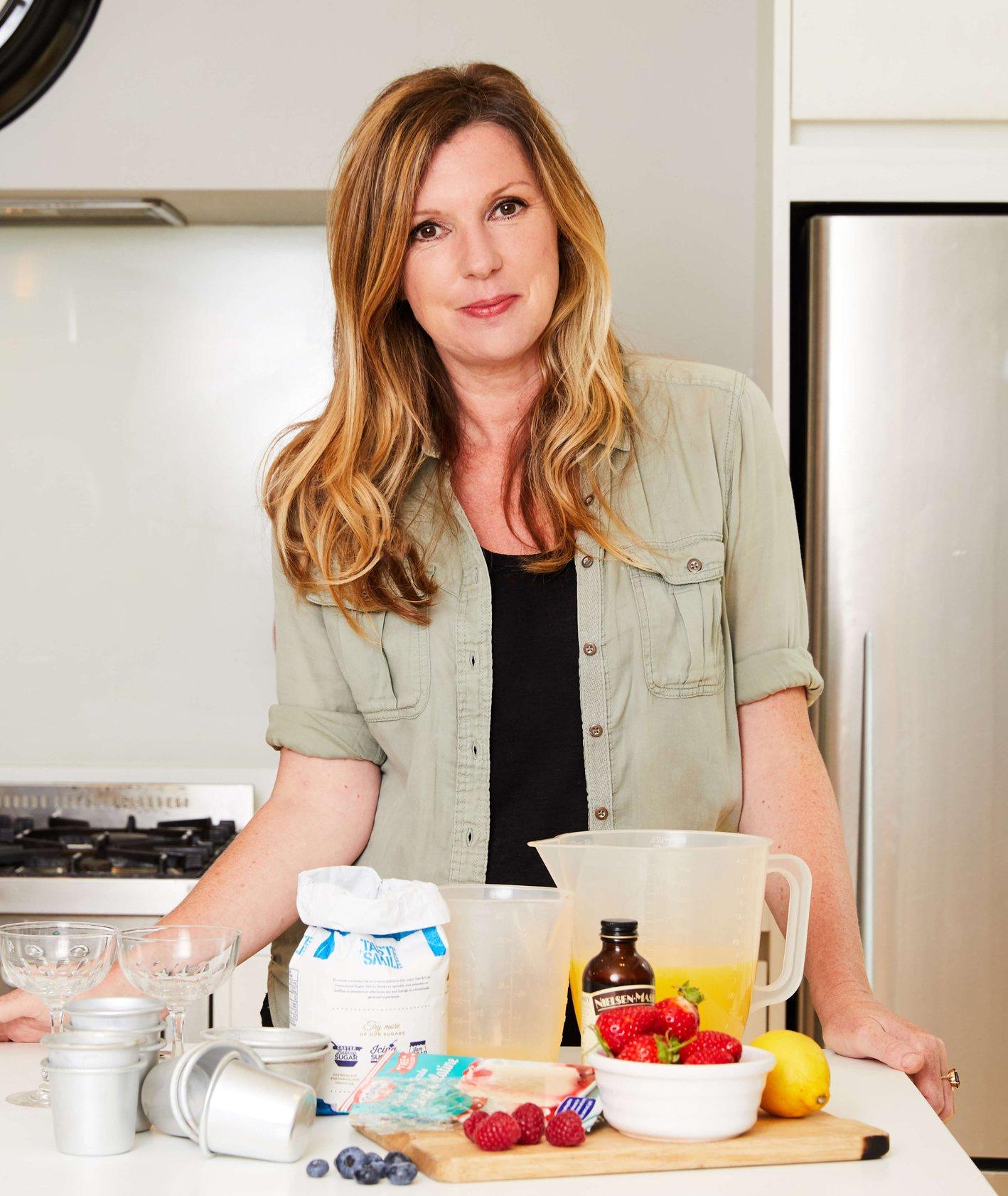"Niki_Segnit autorka książki ""Sztuki gotowania"" (fot. Katie Wilson / @katiewilsonfoto.)"