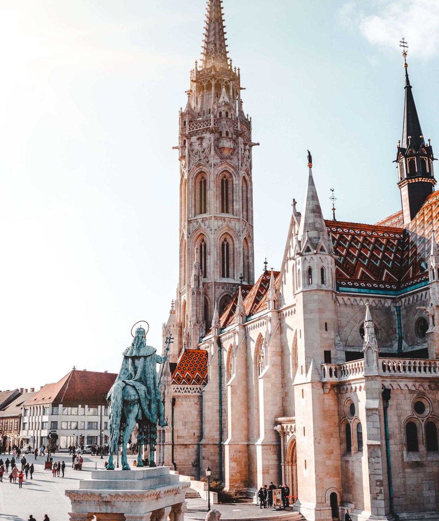 Stara katedra (fot. Florian VanDuyn)