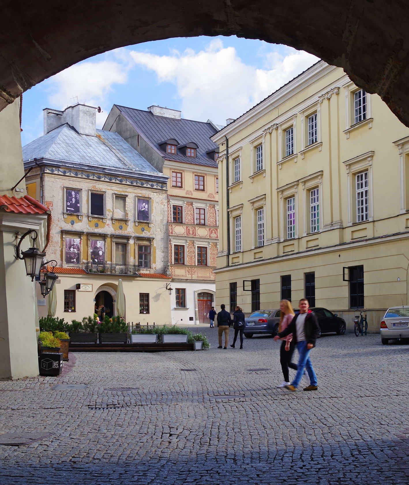 Starówka w Lublinie - gdzie zjeść (fot. Babij)