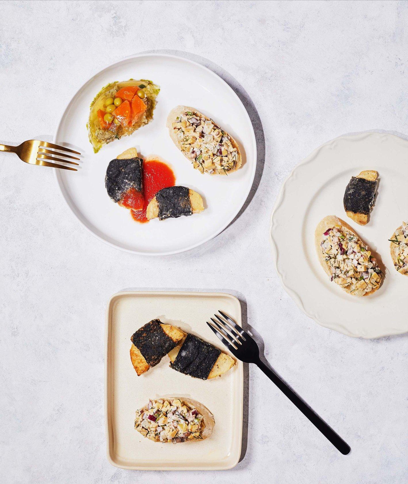 Dania rybne dla wegan? Z tymi przepisami ich przygotowanie będzie proste, a dania będą smaczne (fot. Maciek Niemojewski)