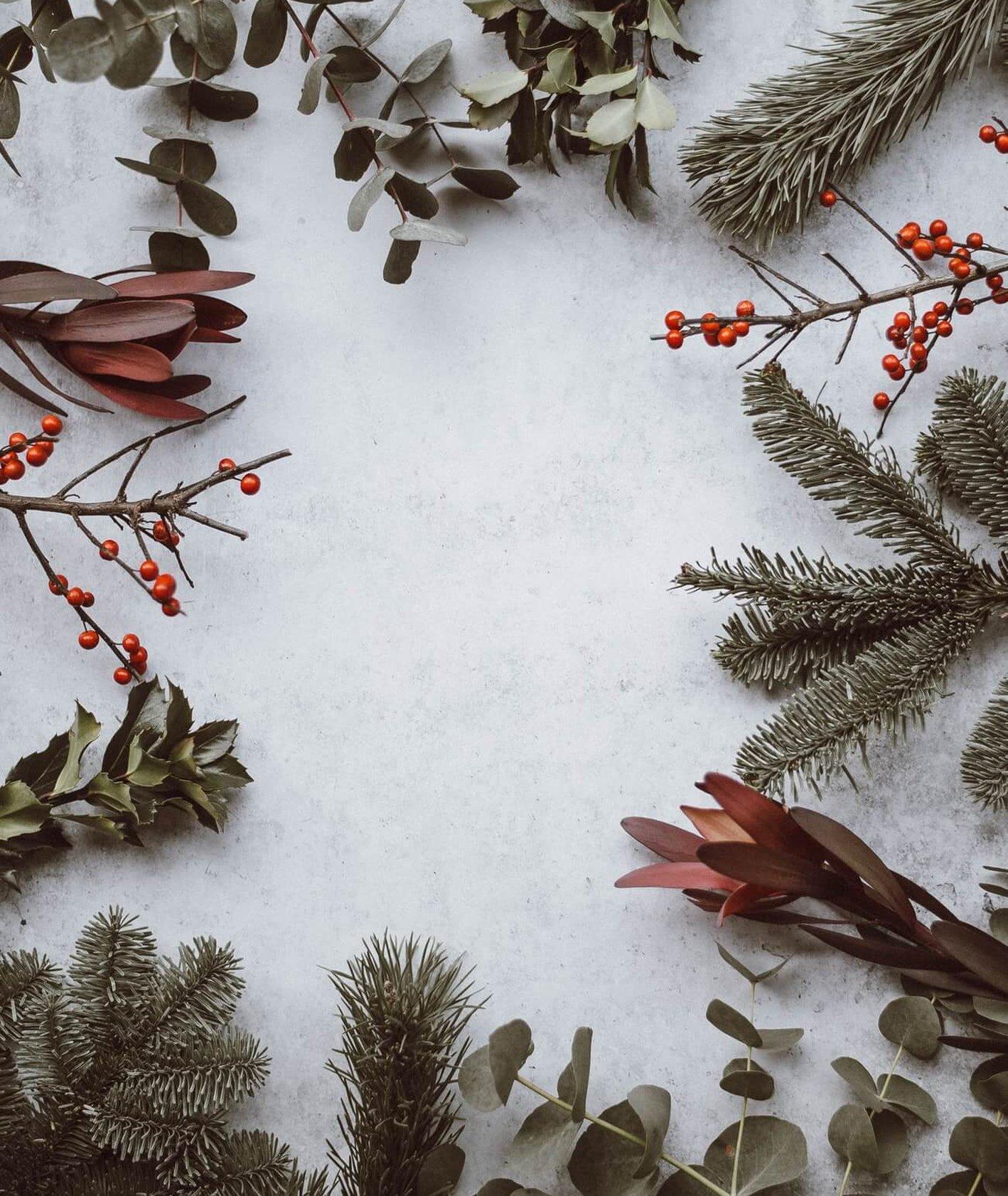 Dekoracje świąteczne (fot. Annie Spratt)