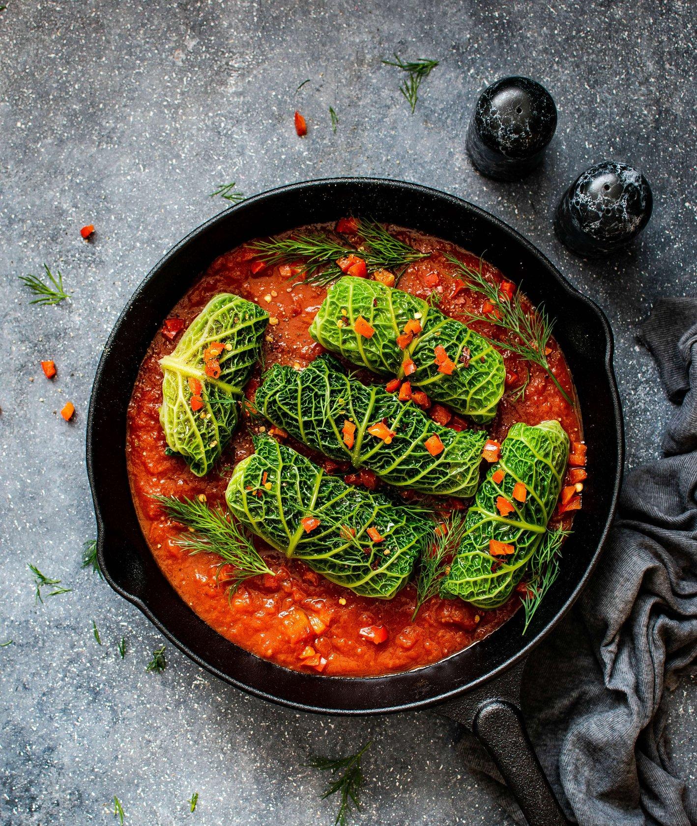 Zdrowa i smaczna dieta przy nadczynności tarczycy (fot. Monika Grabkowska / unsplash.com)