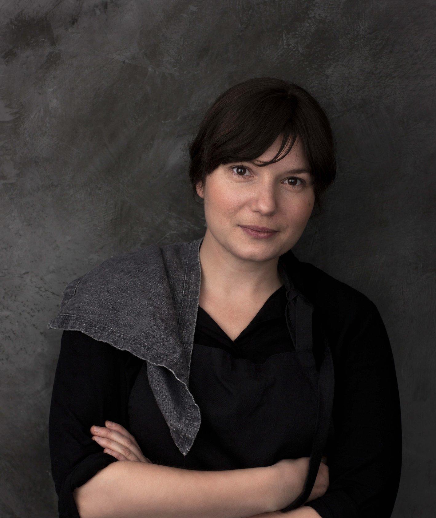 Zdjęcie Tove Nilsson, autorki książki poświęconej zupie ramen